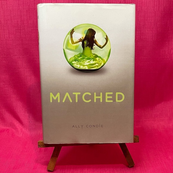📚 MATCHED BY ALLY CONDIE
